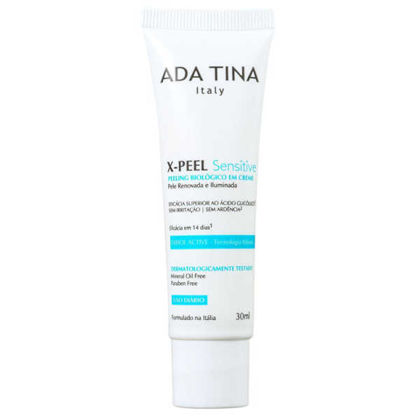 Ada Tina X-Peel Sensitive - Rejuvenescedor Facial 30ml