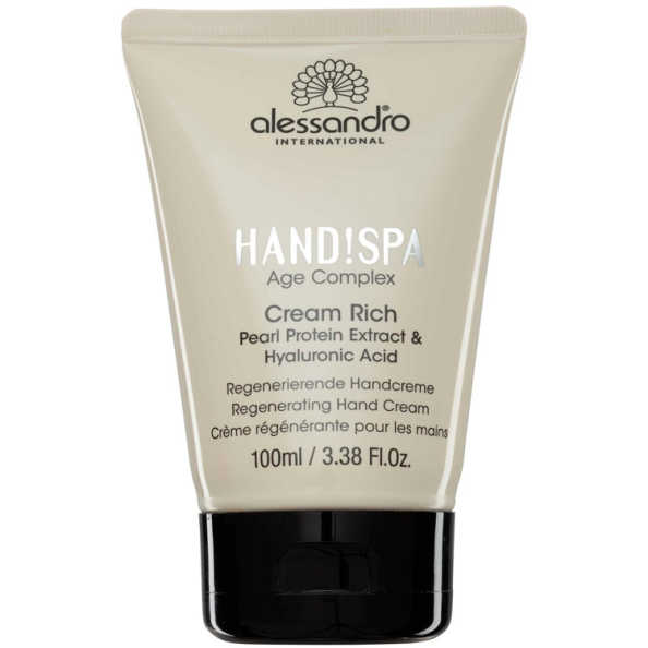 Alessandro Age Complex Cream Rich - Hidratante para as Mãos 100ml