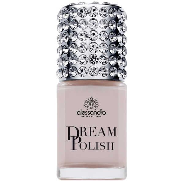 Alessandro Dream Polish Platinum - Esmalte 15ml