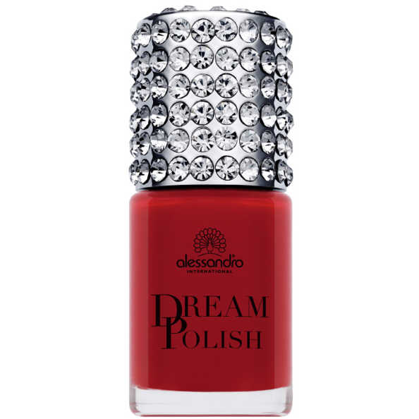 Alessandro Dream Polish Red Diva - Esmalte 15ml