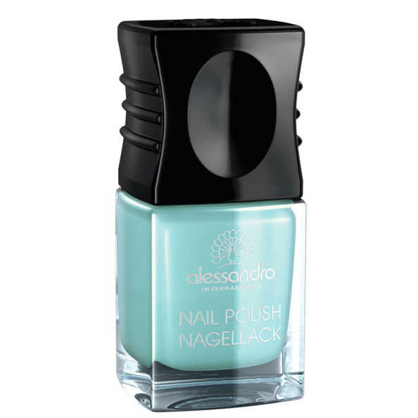 Alessandro Nail Polish Peppermint Patty - Esmalte 10ml