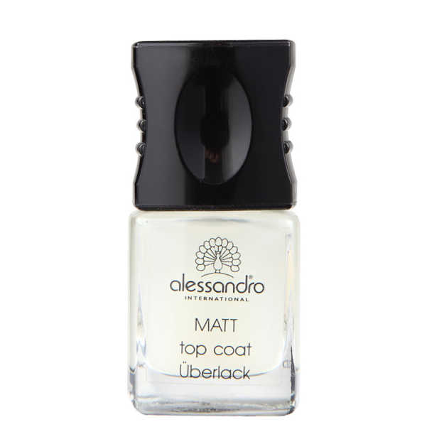Alessandro Top Coat Matt - Esmalte 10ml