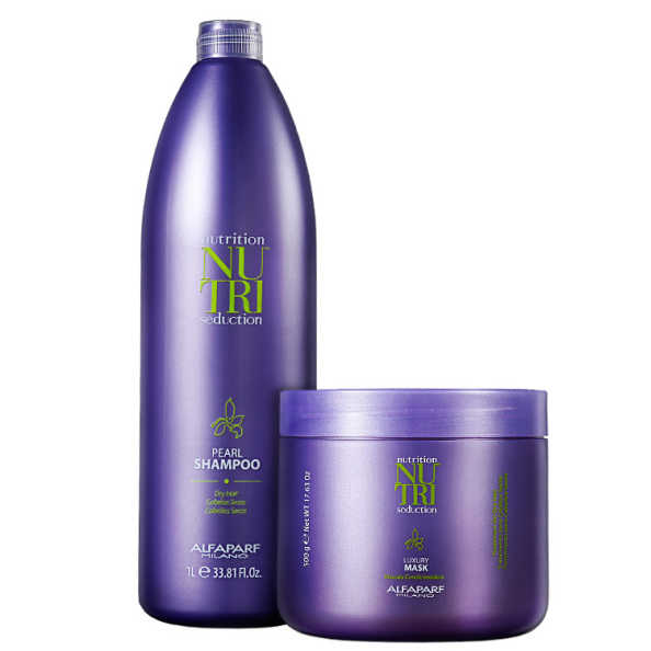 Alfaparf Nutri Seduction Essential Nutrition Duo Salon Kit (2 Produtos)