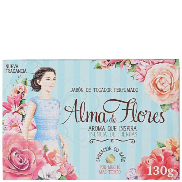 Alma de Flores Herbal - Sabonete em Barra 130g