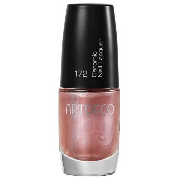 Artdeco Ceramic Nail Lacquer 172 Light Pearly Rose - Esmalte 6ml