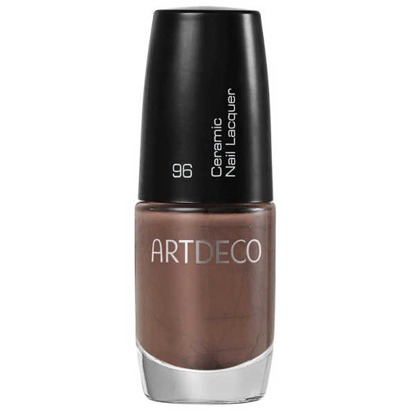 Artdeco Ceramic Nail Lacquer 96 Walnut Wood - Esmalte 6ml