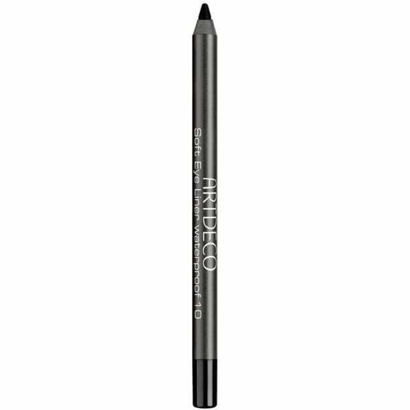 Artdeco Soft Eye Liner Waterproof 221.10 Black - Lápis de Olho 1,2g