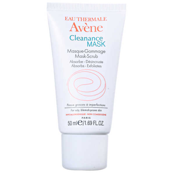 Avène Cleanance Mask - Máscara Facial 50ml