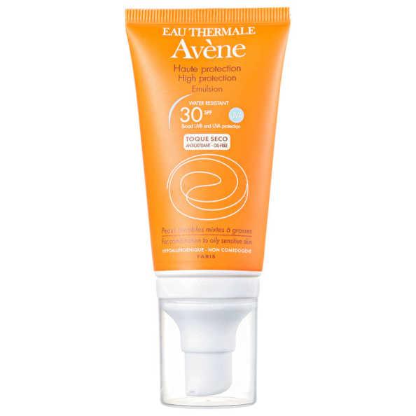 Avène Haute Protection Emulsion FPS 30 - Protetor Solar Facial em Emulsão 50ml