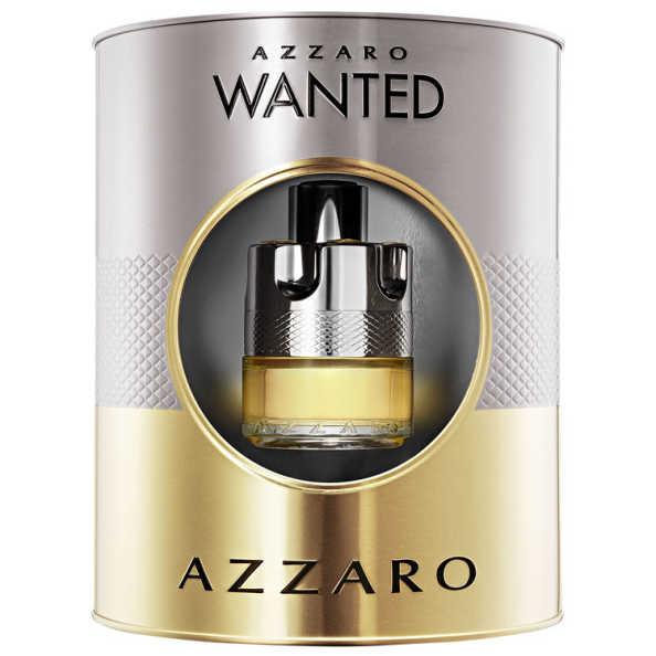 Conjunto Azzaro Wanted Masculino - Eau de Toilete 100ml + Desodorante 150ml