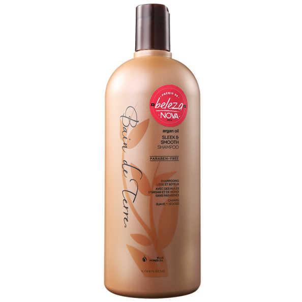 Bain de Terre Argan Oil Sleek & Smooth - Shampoo 1000ml