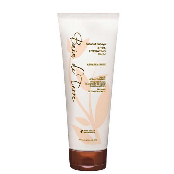 Bain de Terre Coconut Papaya Ultra Hydrating Balm - Máscara de Tratamento 250ml