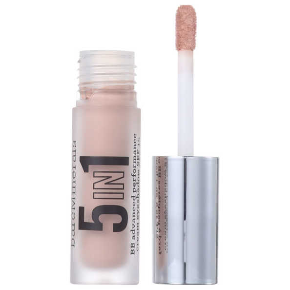 bareMinerals 5 in 1 BB Advanced Performance Cream Eyeshadow FPS 15 Blushing Pink - Sombra Cintilante 3ml