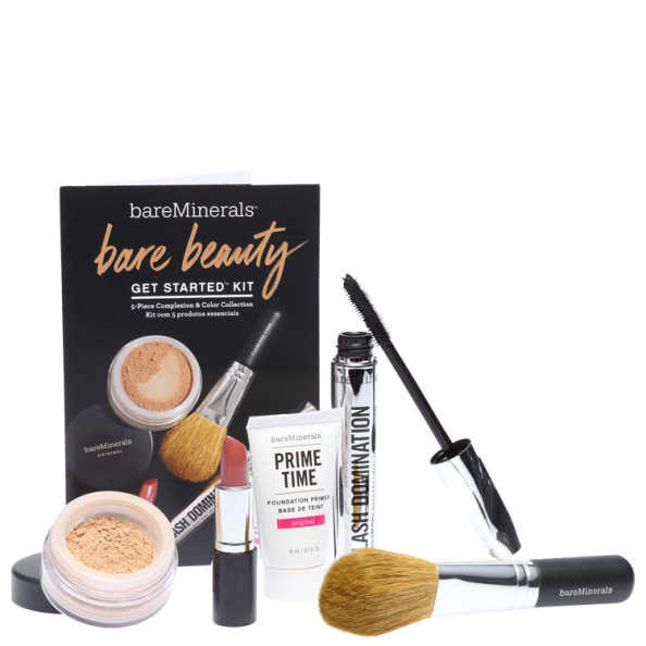 bareMinerals Get Started Medium Beige Kit (5 Produtos)