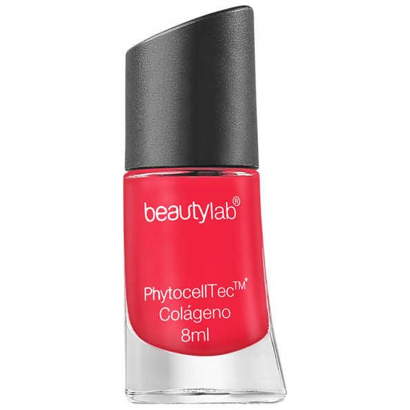 Beautylab Vermelho Eterno 201 - Esmalte 8ml