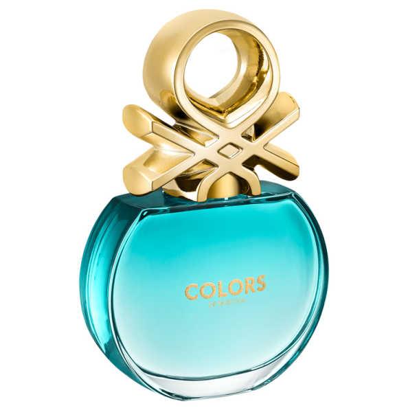 Colors Blue Benetton Eau de Toilette - Perfume Feminino 50ml