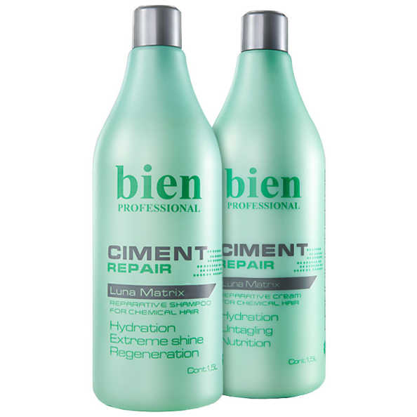 Bien Professional Ciment Repair Reparative Duo Kit (2 Produtos)