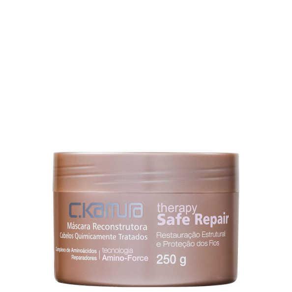 C.Kamura Therapy Safe Repair - Máscara de Tratamento 250g