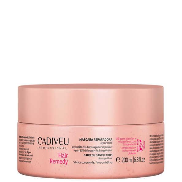 Cadiveu Professional Hair Remedy Reparadora - Máscara 200ml