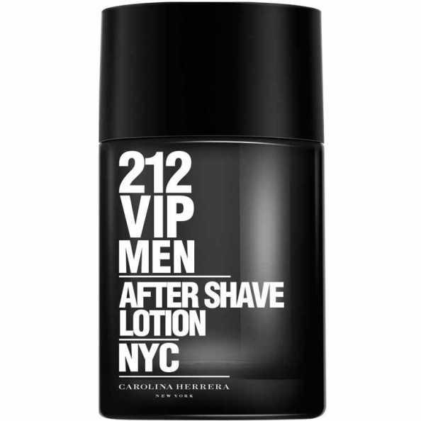 Carolina Herrera 212 VIP Men After Shave Lotion - Loção Pós-Barba 100ml