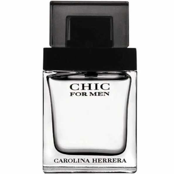 Chic For Men Carolina Herrera Eau de Toilette - Perfume Masculino 100ml