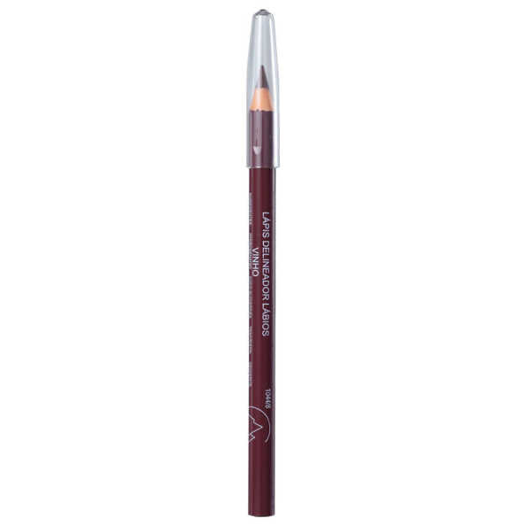 Catharine Hill Lápis Delineador para Lábios 1044 Vinho - Lápis de Boca 1,2g