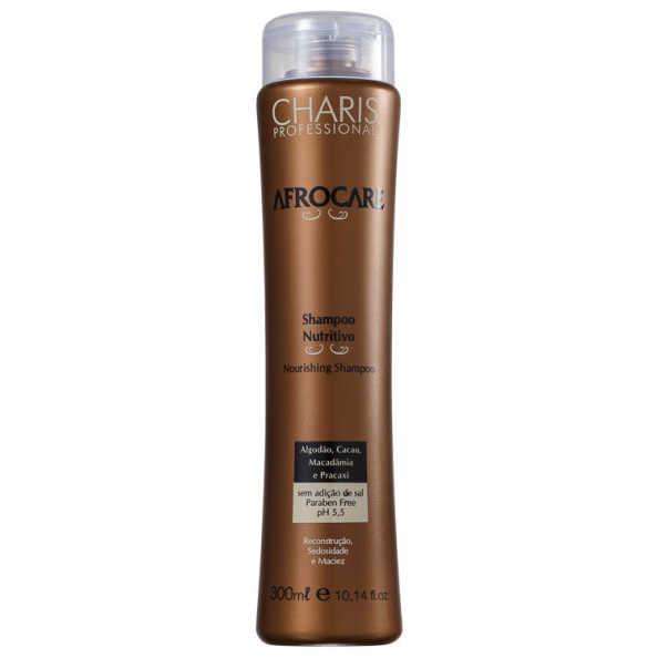 Charis Afrocare Nutritivo - Shampoo 300ml