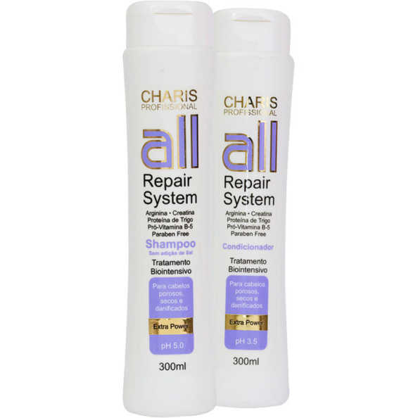 Charis All Repair System Duo Kit (2 Produtos)