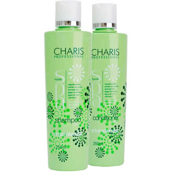 Charis Ortomolecular Spa Duo Kit (2 Produtos)