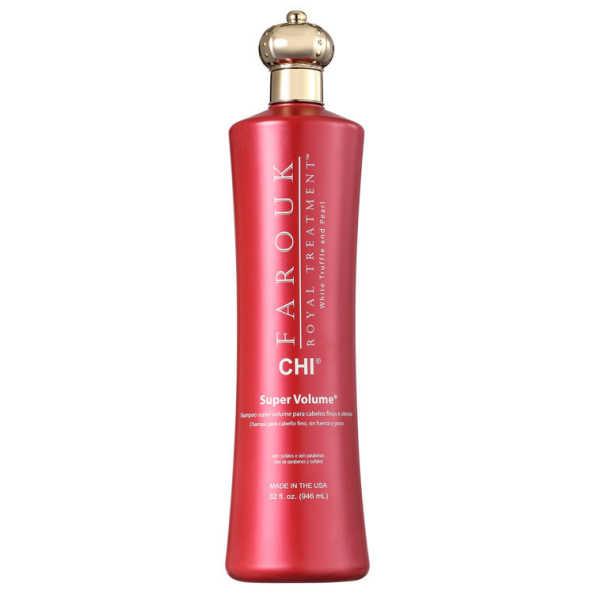 CHI Farouk Royal Treatment Shampoo Super Volume - Shampoo 946ml