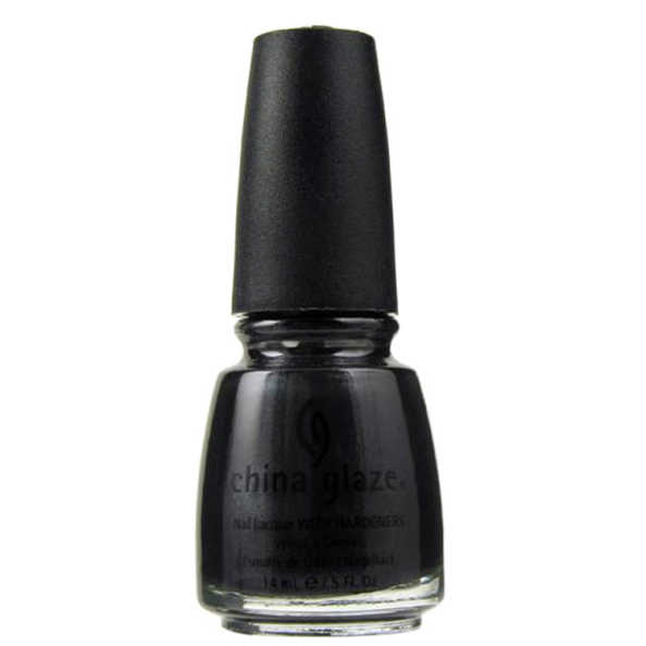 China Glaze Black Diamond - Esmalte 14ml