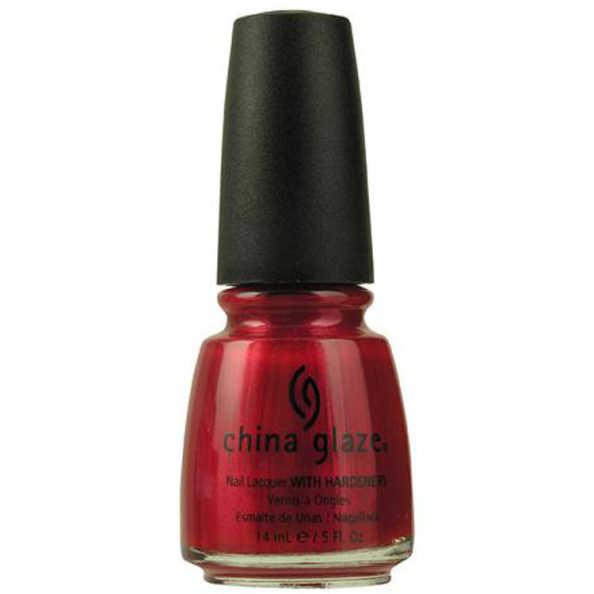 China Glaze Red Pearl - Esmalte 14ml