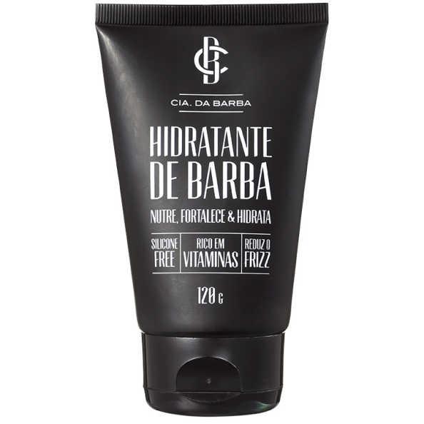 Cia da Barba - Hidratante para Barba 120g