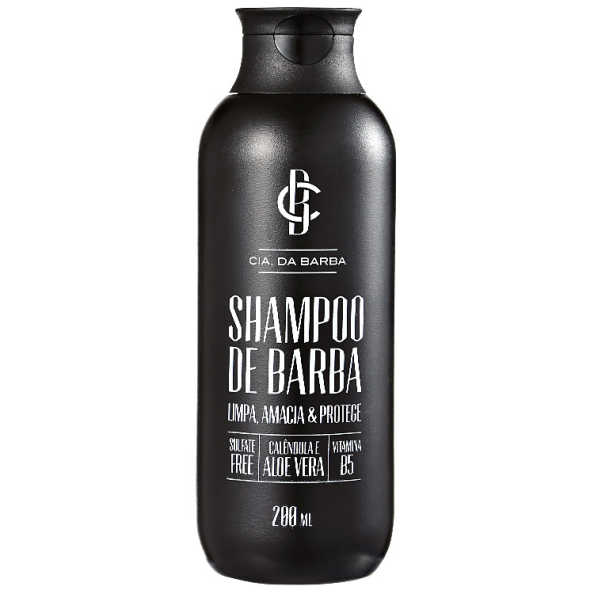 Cia da Barba - Shampoo para Barba 200ml