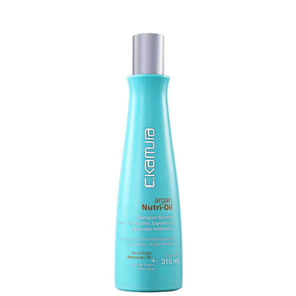 C.Kamura Argan Nutri-Oil - Shampoo 315ml
