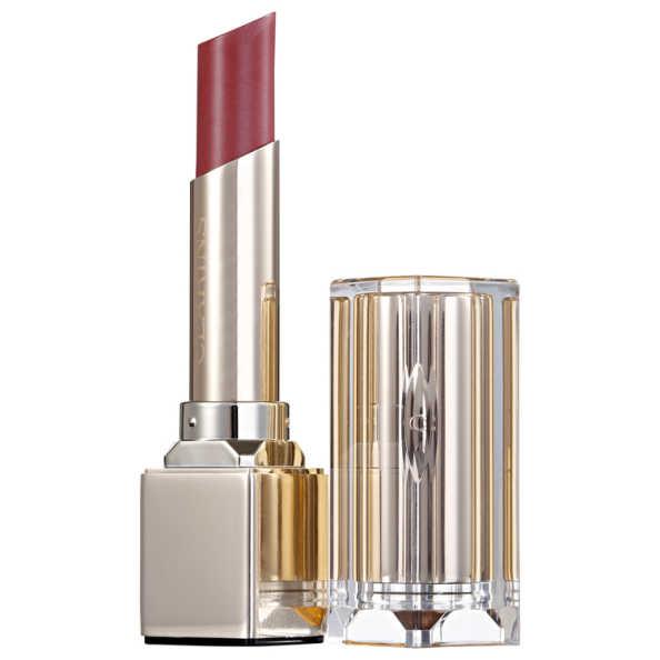 Clarins Rouge Eclat Satin Finish Age-Defying Lipstick 17 Pink Magnolia - Batom 3g