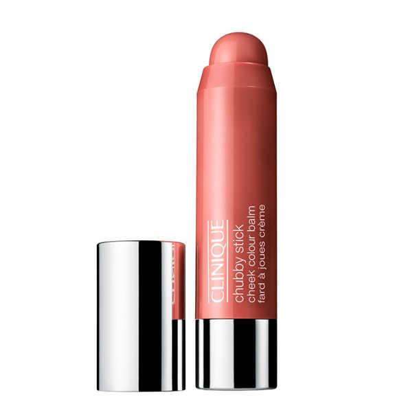 Clinique Chubby Stick Cheek Colour Balm Amp'd Up Apple - Blush Natural 6g