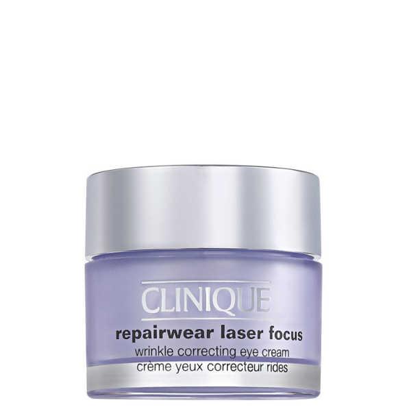 Clinique Repairwear Laser Focus Wrinkle Correcting Eye Cream - Creme Área dos Olhos 15ml