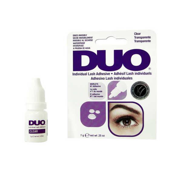 DUO Individual Lash Adhesive Clear - Cola para Cílios 7g