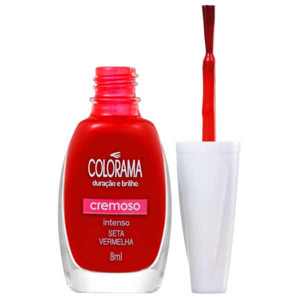 Colorama Forma em Cor Seta Vermelha - Esmalte 8ml