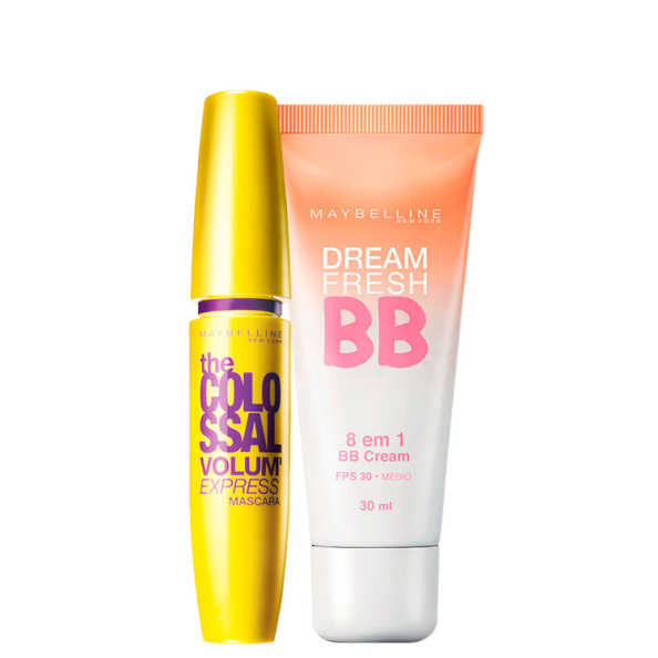 Maybelline Colossal BB Kit (2 Produtos)