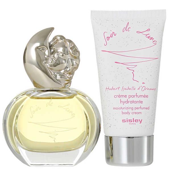 Conjunto Soir de Lune Sisley Feminino - Eau De Parfum 30ml + Creme Corporal 50ml