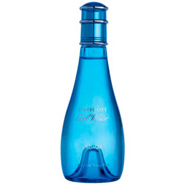 Cool Water Woman Davidoff Eau de Toilette - Perfume Feminino 50ml