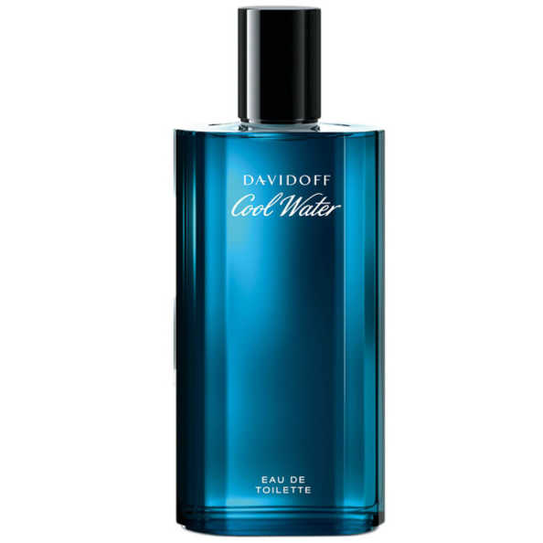 Cool Water Davidoff Eau de Toilette - Perfume Masculino 40ml