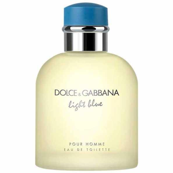 Light Blue Pour Homme Dolce & Gabbana Eau de Toilette - Perfume Masculino 75ml