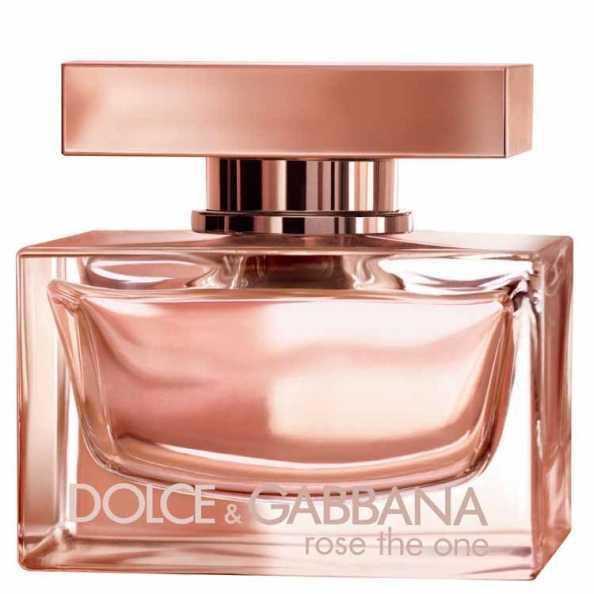 Rose The One Dolce & Gabbana Eau de Parfum - Perfume Feminino 75ml