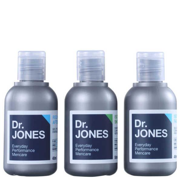 Kit Dr. Jones On The Go (3 produtos)