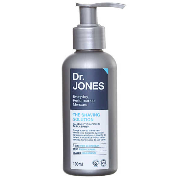 Dr. Jones The Shaving Solution - Bálsamo para Barba 100ml