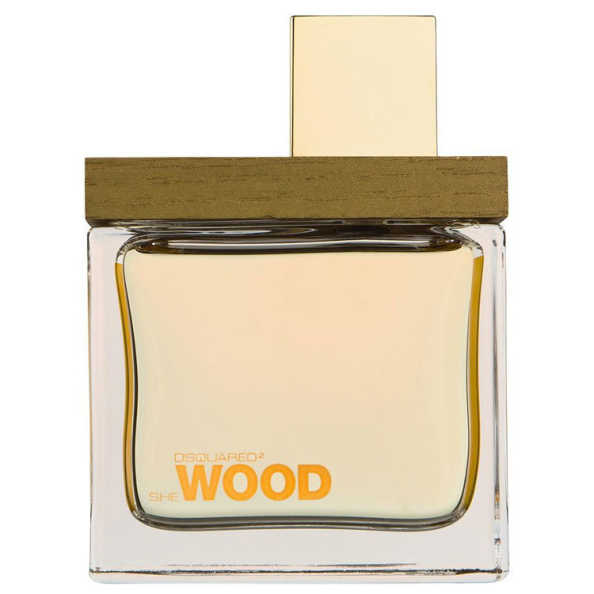 She Wood Golden Light Wood Dsquared Eau de Parfum - Perfume Feminino 30ml