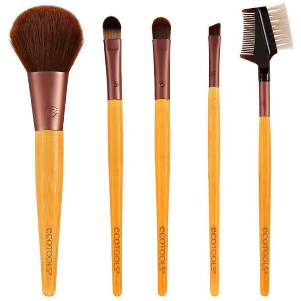 Ecotools Six Piece Starter Set - Kit de Maquiagem (5 Produtos)